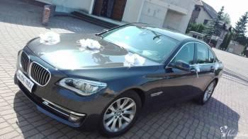 BMW serii 7, wyjątkowe auto w wyjątkowej cenie!, Samochód, auto do ślubu, limuzyna Toruń