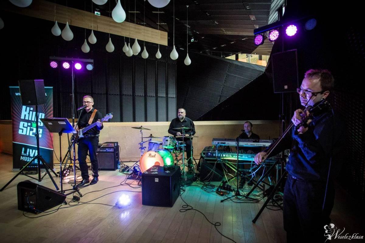 Zespół KING-SIZE 100% NA ŻYWO - najlepsza muzyka na Twoją imprezę, Katowice - zdjęcie 1
