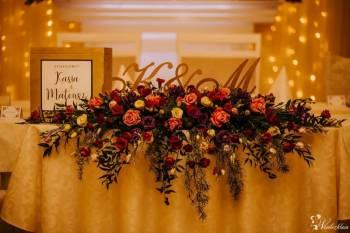 DEKO CZAR- pracownia dekoracji ślubnych i weselnych, Dekoracje ślubne Olesno
