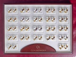 CZAJKOWSKA - Obrączki ślubne, Obrączki, biżuteria Niepołomice