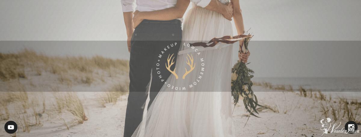 Kamerzysta i fotograf na ślub, wideofilmowanie okolicznościowe - ŁM, Głogów - zdjęcie 1