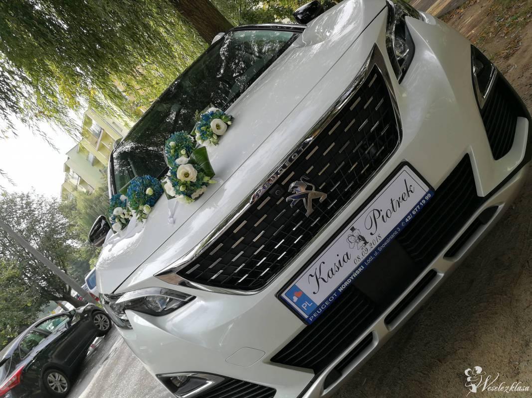 Auto Roku 2017 - Piękny perłowy Peugeot 3008, sympatyczny kierowca, Łask - zdjęcie 1