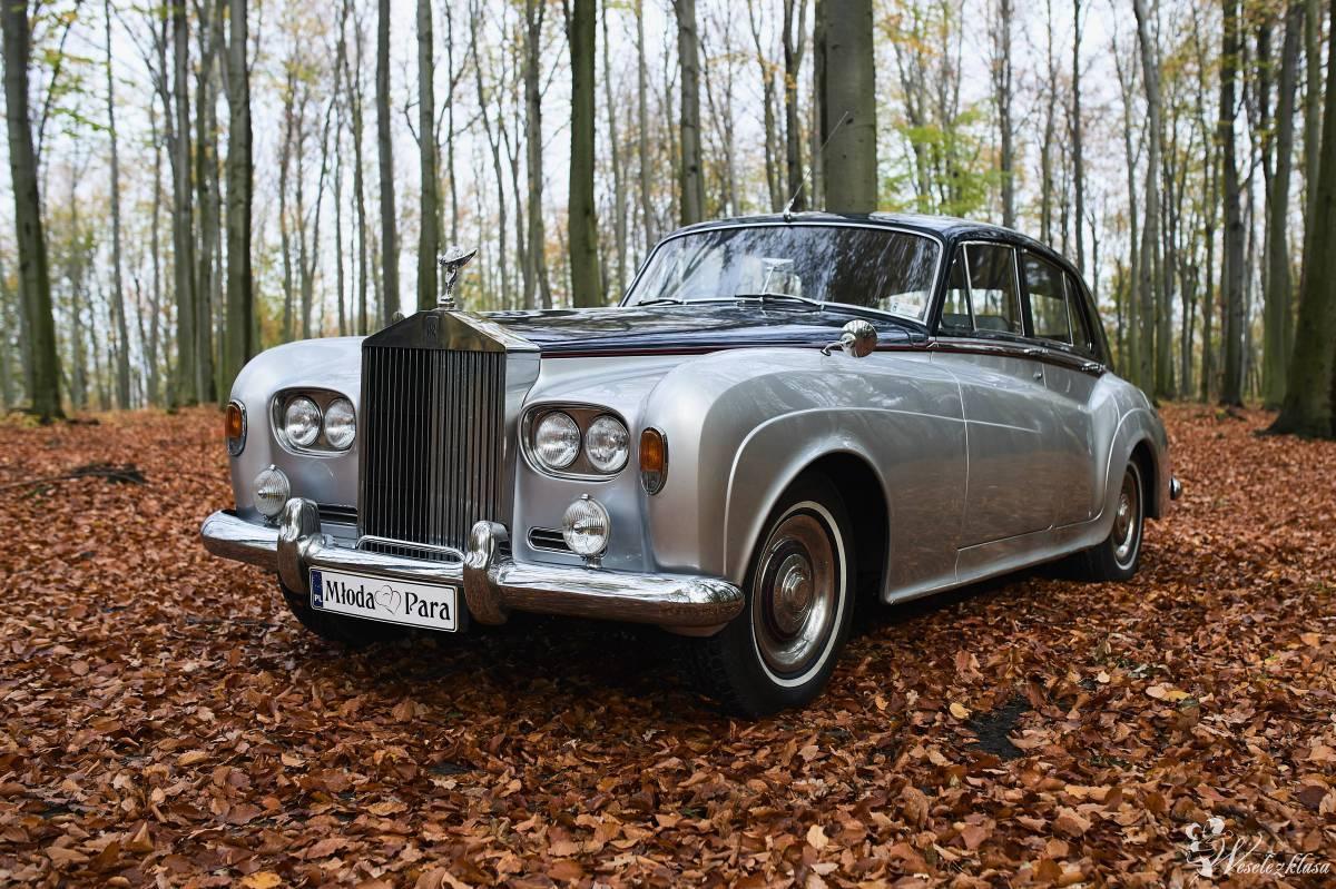 Zabytkowy Samochód do Ślubu Rolls Royce Silver Cloud 1963, Warszawa - zdjęcie 1