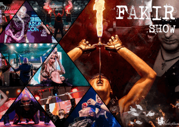 Extreme Fakir Show, Artysta Siedlce
