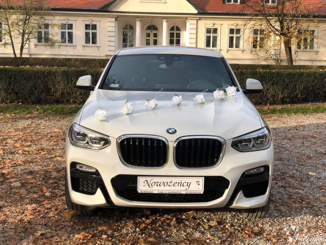 *Nowe* BMW X4 do ślubu , Kraków - zdjęcie 1