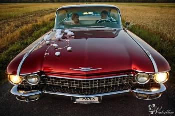 Cadillac de Ville 1960, Samochód, auto do ślubu, limuzyna Sułkowice