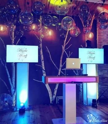 More Than Music - DJ, profesjonalny konferansjer/wokalista oraz muzycy, DJ na wesele Nasielsk
