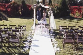 Dekorowanie ślubu w plenerze, kościoła sali, wynajem dekoracji, kwiaty, Dekoracje ślubne Siewierz