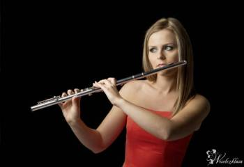 Flecistka - flet poprzeczny - oprawa muzyczna ślubu, Oprawa muzyczna ślubu Przasnysz