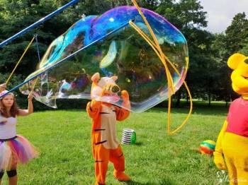 Animatorki dla dzieci , balony z helem,fotobudka,  bubble show!!, Animatorzy dla dzieci Kutno