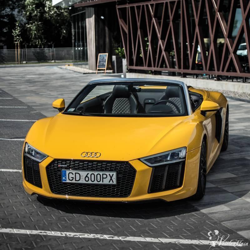10 Aut!! Audi R8, RS5 2x, BMW M2, M4, Mustang 3x - Auto na Wasz Ślub!, Warszawa - zdjęcie 1
