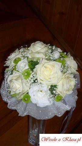 Kwiaciarnia Casablanca,kwiaty do ślubu, Kwiaciarnia, bukiety ślubne Mysłowice