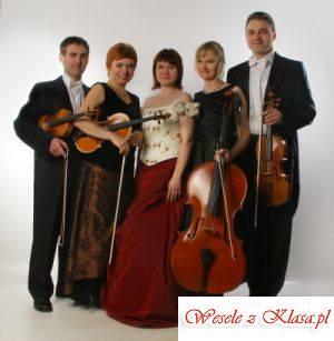 Kwartet smyczkowy z wokalistką, Kalisz - zdjęcie 1
