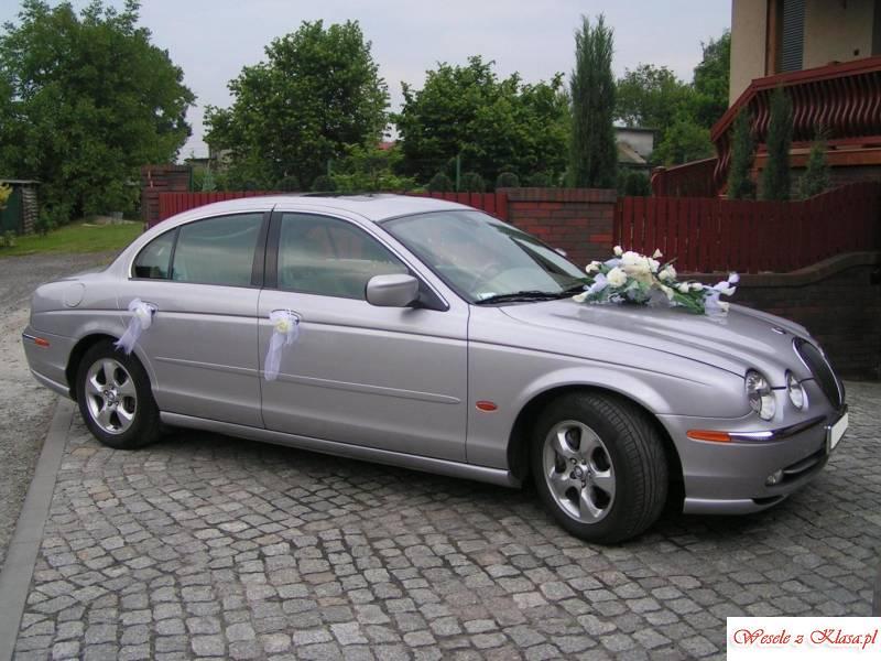 Samochód na ślub,wesele JAGUAR S-TYPE , Rybnik - zdjęcie 1