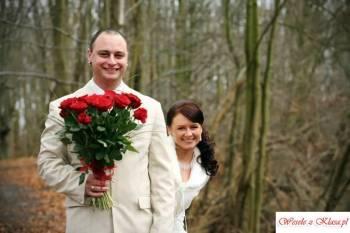 Fotografia z Uśmiechem, Fotograf ślubny, fotografia ślubna Trzcińsko-Zdrój