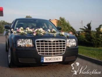 Auto do ślubu Chrysler 300C / Garbus '69r., Samochód, auto do ślubu, limuzyna Siewierz