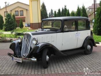 Zabytkowe samochody do ślubu, Samochód, auto do ślubu, limuzyna Nowa Sarzyna
