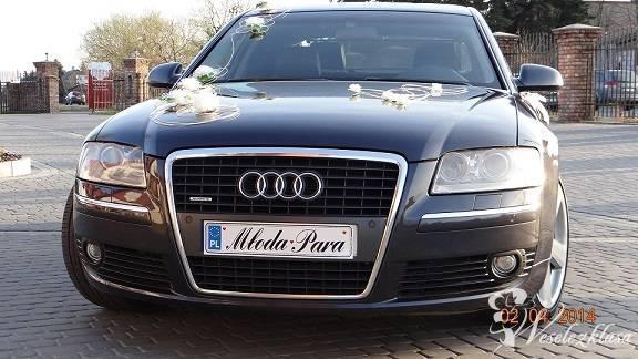 Auto Samochód  do ślubu Ekskluzywne Audi A8 , Grodzisk Mazowiecki - zdjęcie 1