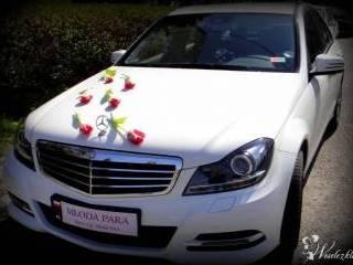CAB Luksusowy Biały Mercedes W204 na Twój Ślub,  Nowy Sącz