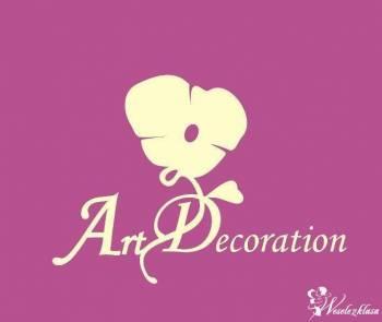 Art Decoration - dekoracja i kwiaty, Dekoracje ślubne Pszów