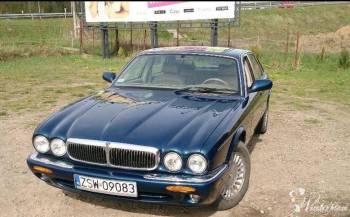 Jaguar XJ8 / Dodge magnum, Samochód, auto do ślubu, limuzyna Łobez