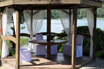 Hotel Wojciech*** w Augustowie - wesela w plenerze nad jeziorem, Sale weselne Suwałki