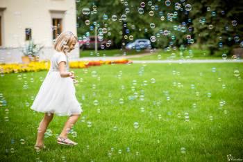 Bańki mydlane z wytwornicy, Balony, bańki mydlane Rzeszów