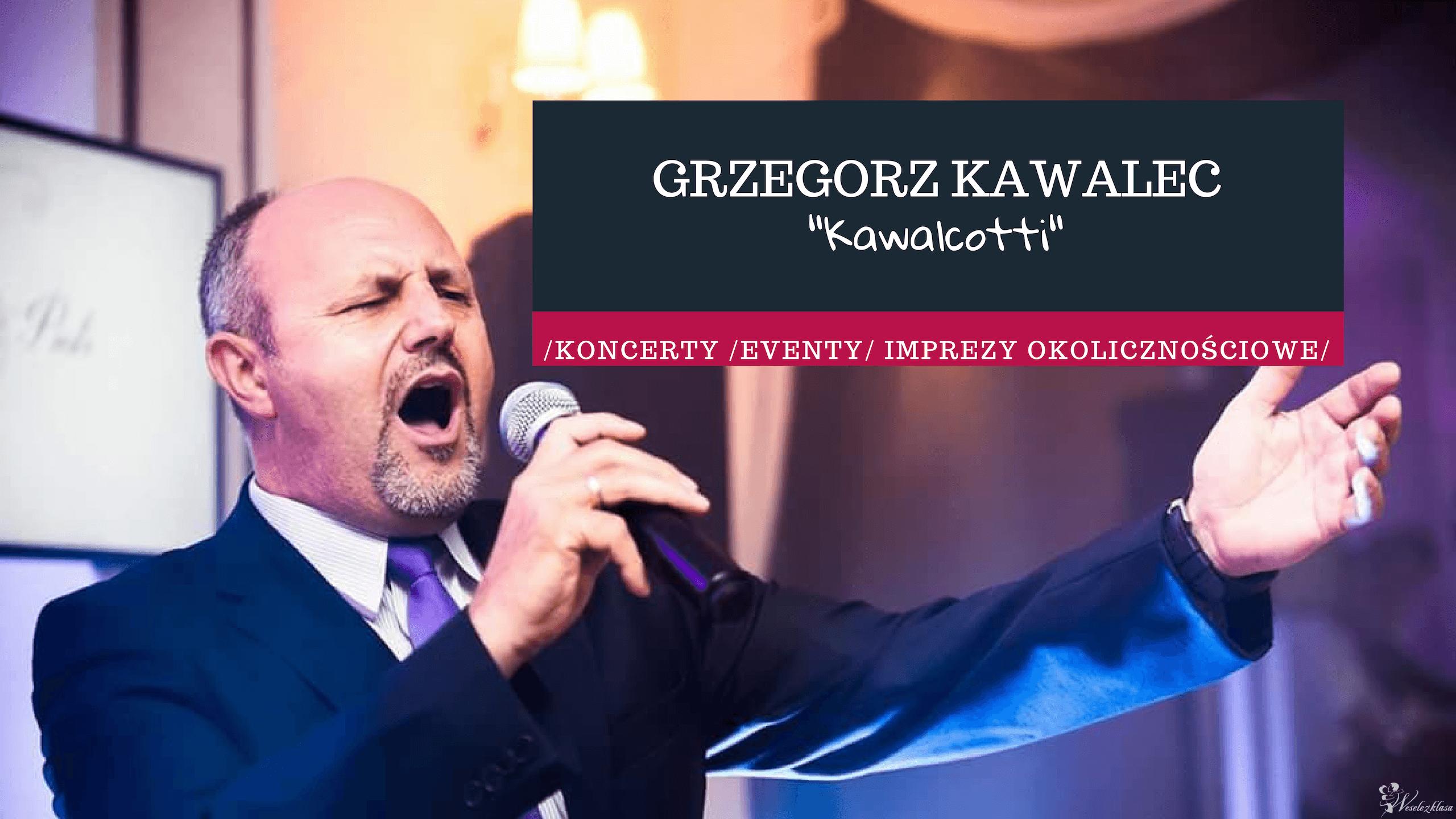 ŚPIEW ślub wesela imprezy eventy pokazy - NIESAMOWITY GOŚĆ!, Dąbrowa Górnicza - zdjęcie 1
