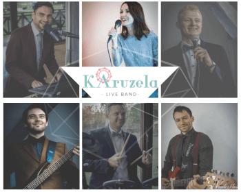 Zespół Karuzela, 6-osobowy live band, Zespoły weselne Wołów
