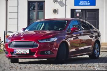 Samochód do ślubu, Auto na ślub, Ford Mondeo MK5, Wesele, Samochód, auto do ślubu, limuzyna Nowy Targ