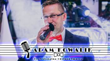 Adam Kowalik - Radiowy DJ na Wasze Wesele, DJ na wesele Brzeg