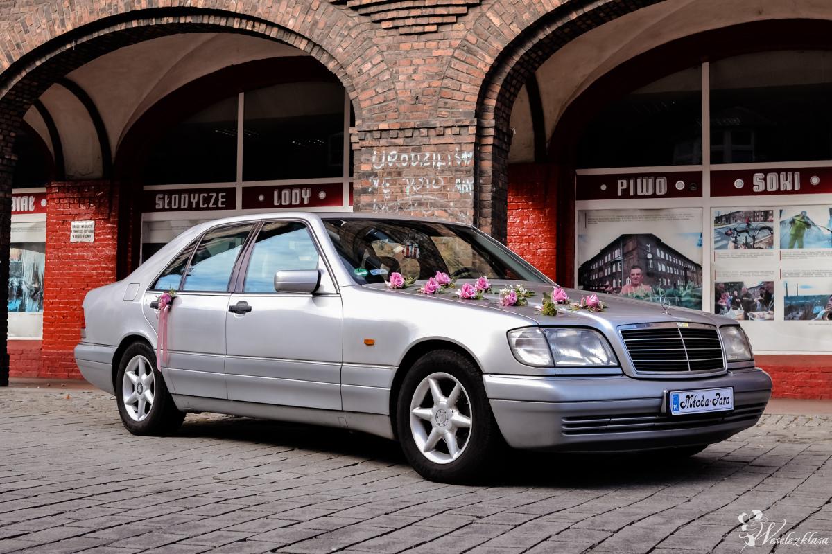 Klasyczny Mercedes Na Twój Wyjątkowy Ślub, Bytom - zdjęcie 1