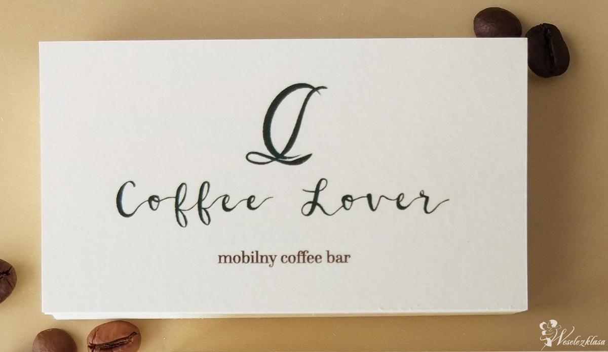 Coffee Lover Mobilny Coffee Bar - barista na wesele, Kraków - zdjęcie 1