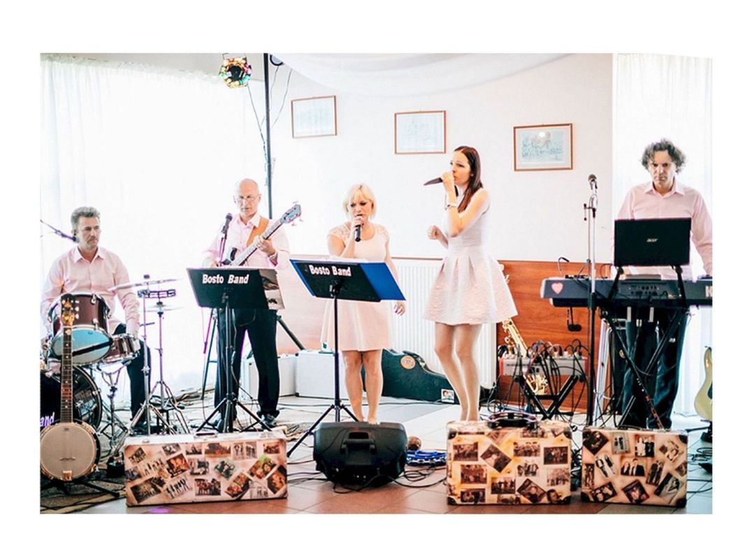 Zespól na wesele Bosto Band, żywe instrumenty!!!, Szczecin - zdjęcie 1
