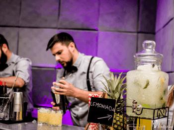 BarManiera - stylowy bar na Twoje Wesele, Barman na wesele Dobra