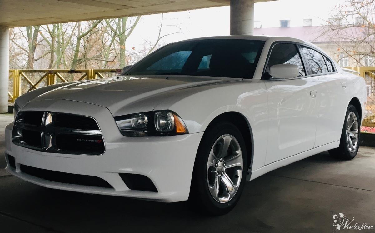 Dodge Charger biały do ślubu !!, Radom - zdjęcie 1