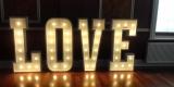 Kwiaciarnia Róża, dekoracje, Love, Fotobudka, Animator, balony z helem, Turbia - zdjęcie 4