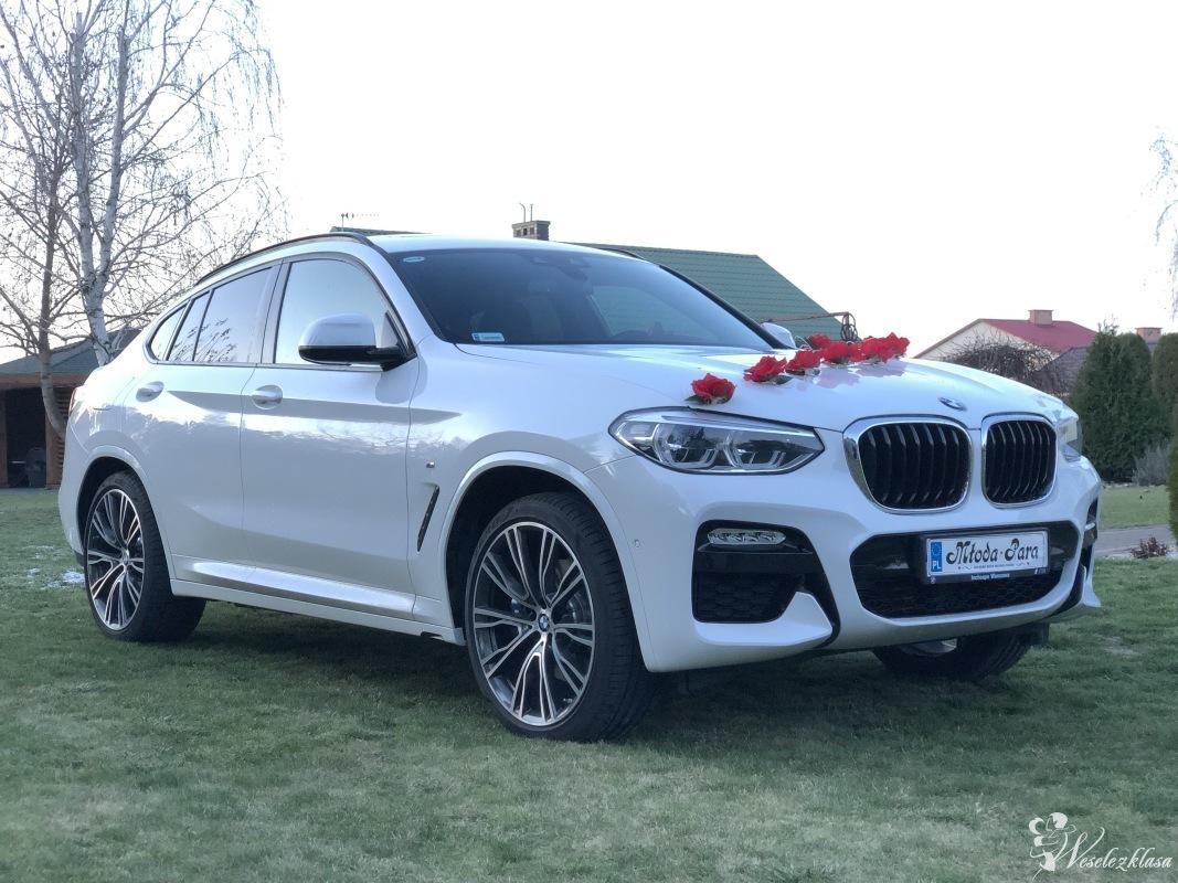 Auto do ślubu BMW x4, Łuków - zdjęcie 1