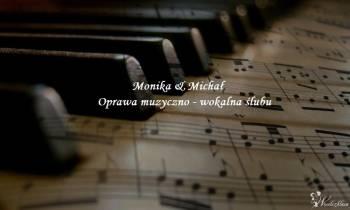 Oprawa muzyczna ślubu - Monika i Michał, Oprawa muzyczna ślubu Rabka-Zdrój