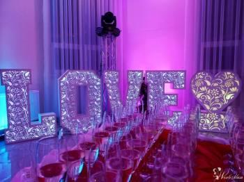 AŻUROWY NAPIS LOVE + PODŚWIETLANE SERCE  HIT!!!, Napis Love Nowe Miasto nad Pilicą