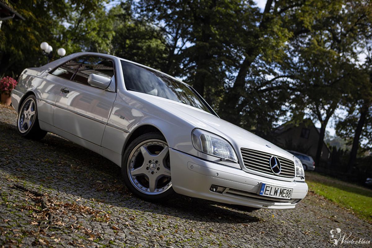 Auto na ślub Mercedes – Benz CL 600, Piotrków Trybunalski - zdjęcie 1