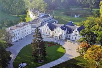 Hotel **** Pałac Romantyczny, Sale weselne Nowe