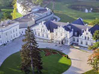 Hotel **** Pałac Romantyczny, Sale weselne Chodecz