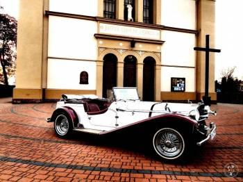 Mercedes Gazelle 1929 - unikat retro klasyk !, Samochód, auto do ślubu, limuzyna Rogoźno