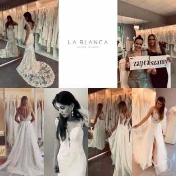 La Blanca Salon Sukien Ślubnych, Salon sukien ślubnych Szczekociny