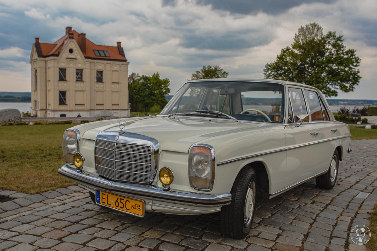 Mercedes zabytkowy oraz BMW, Włocławek - zdjęcie 1