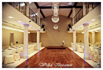 Tawerna Villa Toscana, Sale weselne Szczucin
