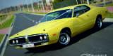 AUTO, SAMOCHÓD DO ŚLUBU | PIĘKNY DODGE CHARGER 1973r , Krotoszyn - zdjęcie 3