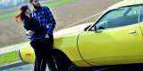 AUTO, SAMOCHÓD DO ŚLUBU | PIĘKNY DODGE CHARGER 1973r , Krotoszyn - zdjęcie 4