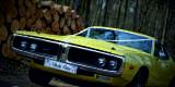 AUTO, SAMOCHÓD DO ŚLUBU | PIĘKNY DODGE CHARGER 1973r , Krotoszyn - zdjęcie 5